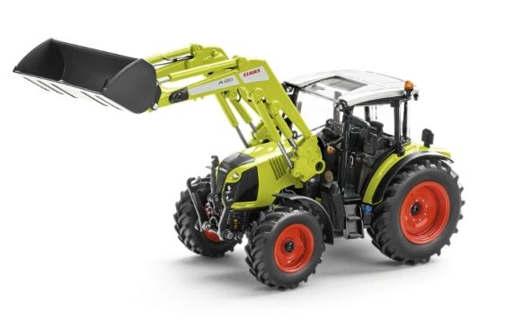 WIKING 1/32 SCALE CLAAS ARION 450 WITH FL120 FRONT LOADER *LIMITED EDITION*