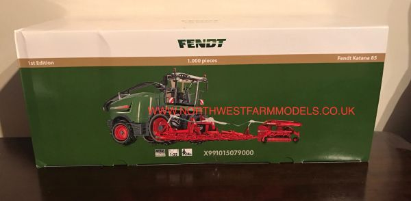 WIKING 1/32 SCALE FENDT KATANA 85 1ST EDITION (LIMITED EDITION) (DEALER BOX)