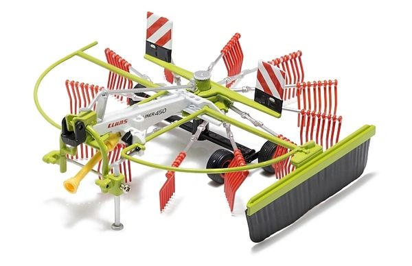 USK SCALEMODELS 1/32 SCALE CLAAS LINER 450 SINGLE ROTOR RAKE