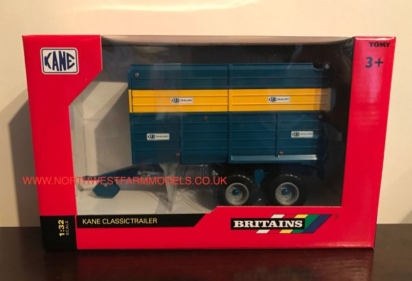 BRITAINS FARM 43153A1 1/32 SCALE KANE CLASSIC TRAILER