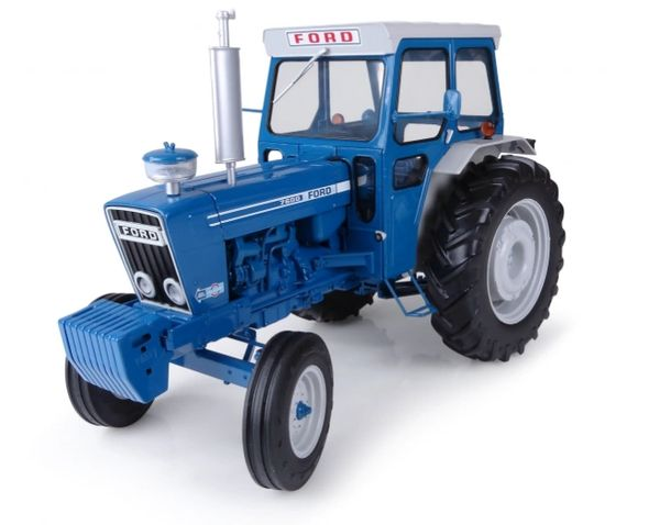 UH2799 UNIVERSAL HOBBIES 1:16 SCALE FORD 7600 WITH CAB (1975)