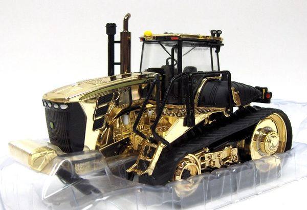 ERTL/BRITAINS FARM 1/32 SCALE JOHN DEERE 9530 T 2009 GOLDEN FARM SHOW LIMITED EDITION