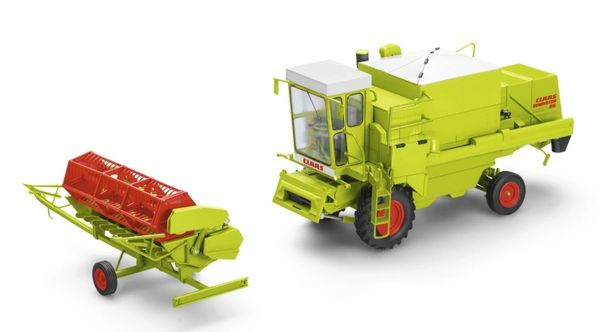 USK SCALEMODELS 1/32 SCALE CLAAS DOMINATOR 85 WITH CAB *LIMITED EDITION*