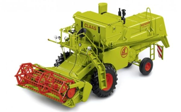 "UNIVERSAL HOBBIES 1/32 SCALE CLAAS MATADOR GIGANT ""CLAAS GREEN"" LIMITED EDITION COMBINE"