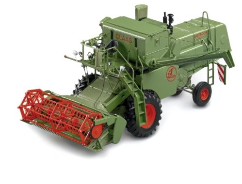 "UNIVERSAL HOBBIES 1/32 SCALE CLAAS MATADOR GIGANT ""DARK GREEN"" LIMITED EDITION COMBINE"
