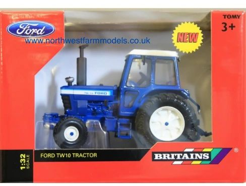 42839 1/32 Britains Farm Ford TW10 Tractor