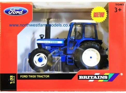 42840 1/32 Britains Farm Ford TW20 Tractor