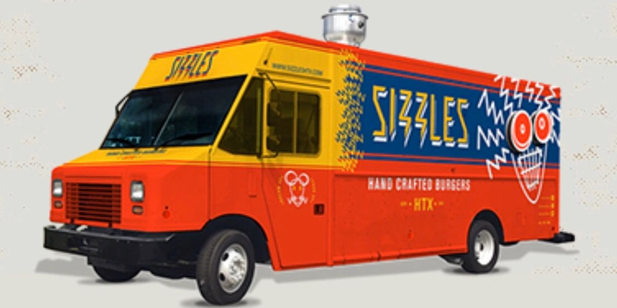 Sizzles food truck
