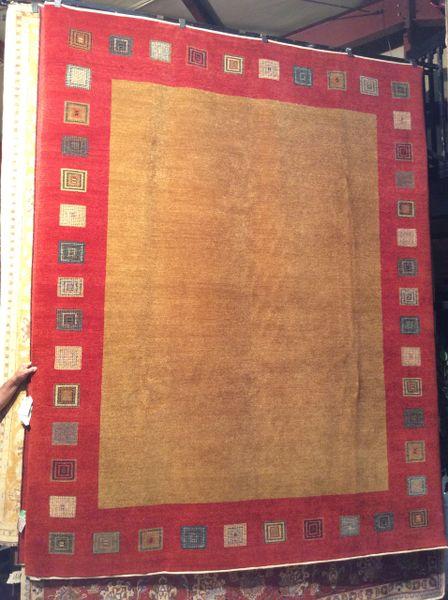 gabeh pattern rost border 8X10
