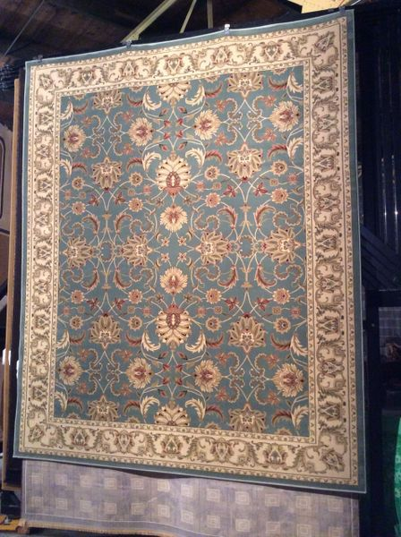 Persian design all over pattern 8x10 machinemade.sold out