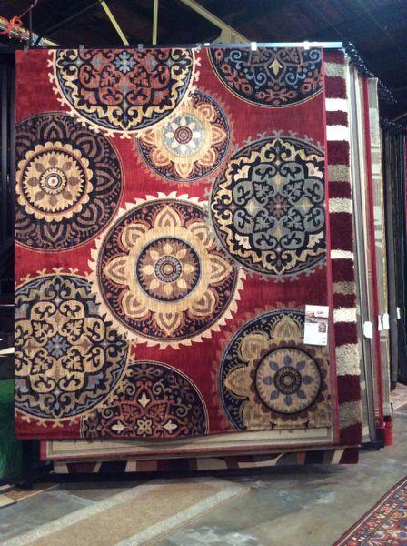 8x11 Mosaic Rug