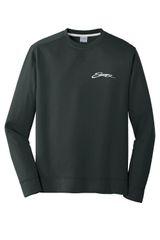 Polyester Crewneck Sweatshirt