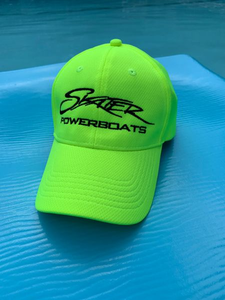 Neon Yellow Youth Hat