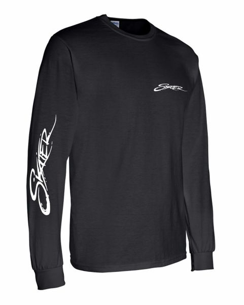 Black Longsleeve T-Shirt