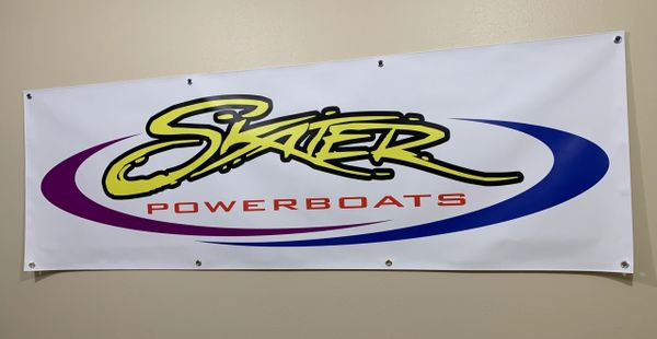 Skater Powerboats Banner