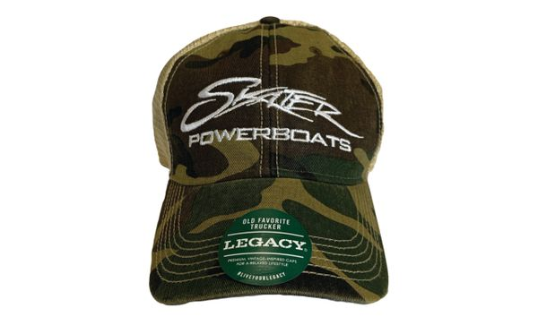 Camo Old Favorite Trucker Cap