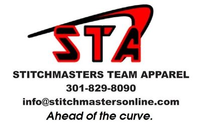 Stitchmasters Team Apparel