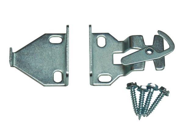 "ROLLEASE - RB360 Clutch Roller Shade Brackets - 3/8"" Tab"