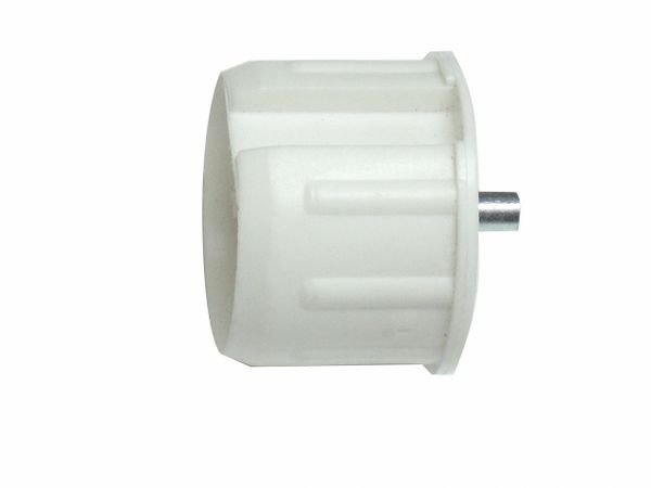 "1 3/8"" Inside Diameter METAL ROLLER Window Shade END PLUG with 3/16"" Pin"