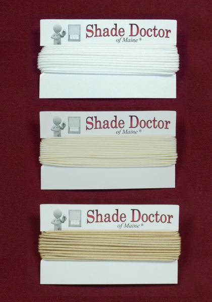 .9mm Lift Cord for Pleated/Cellular Shades - Sold by the Yard