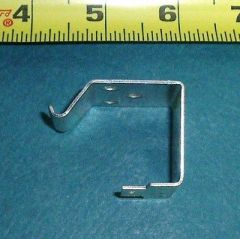 "Standard 1"" MICRO or MINI BLIND CENTER SUPPORT Bracket for 1 1/2"" X 1"" Headrail"