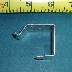 "Standard 1"" MICRO or MINI BLIND CENTER SUPPORT Bracket for 1 1/2"" X 1"" Headrail"