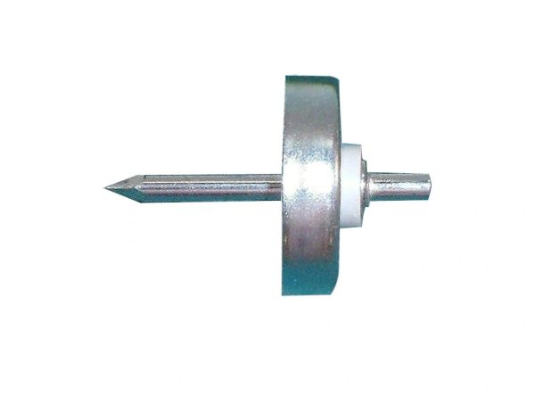 """END CAP & PIN for 15/16"""" or 1"""" WOOD ROLLER includes NYLON SPACING WASHER"""