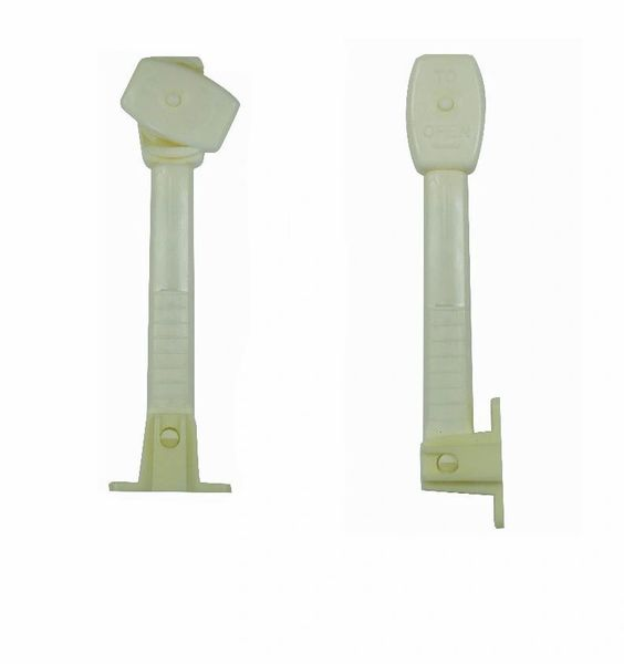 Turn Gate CORD TENSION PULLEY for Drapery Traverse Rods & Vertical Blinds.
