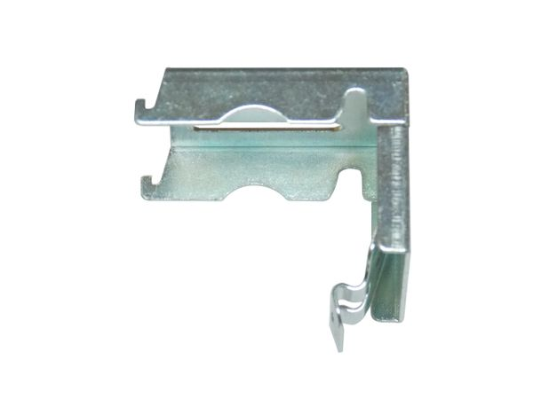 """1 1/2"""" X 1"""" Headrail PLEATED SHADE or MINI BLIND Replacement BRACKET"""