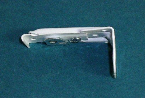 New KIRSCH SUPERFINE Drapery Traverse Rod CENTER SUPPORT BRACKET
