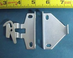 1 Pair ROLLEASE Roller Window Shade R16 CLUTCH BRACKETS - Lifts up to 16 lbs