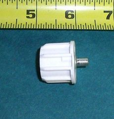 "1"" METAL ROLLER Spring Shade END PLUG 3/16"" Pin"