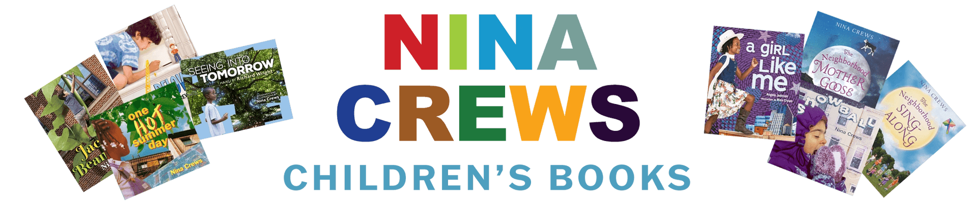 Nina Crews Children's Books
