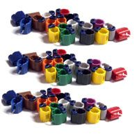 NT Stick Ring Holders (choice of 10 colors)