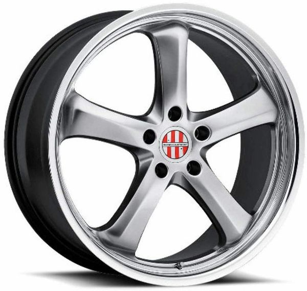 Brand NEW Authentic 20 inch Victor Equipment Turismo - 5x130 - Porsche