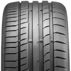 Four NEW Staggared 285/45/R21 & 325/40/R21 Continental ContiSportContact 5p