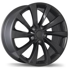 "NEW 19"" Tesla Model S / Model X reps (5x120)- Gunmetal"