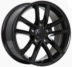 "Four NEW 17"" Dodge Caravan/Journey/Town&Country rims - Black"