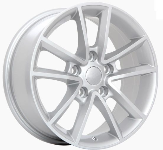 "Four NEW 17"" Dodge Caravan/Journey/Town&Country rims - Silver"