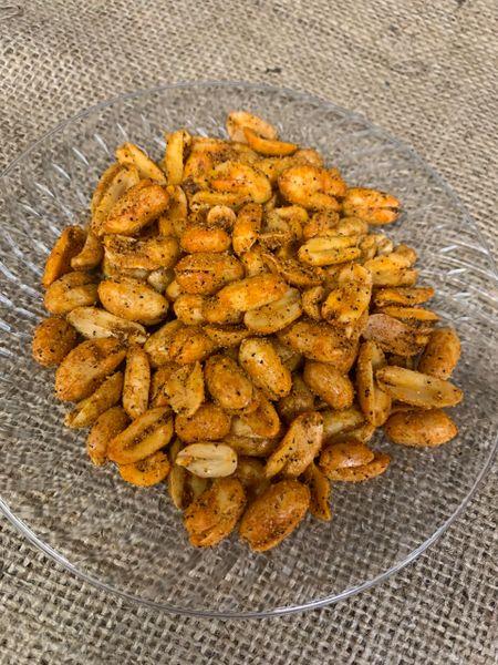 BBQ on Fire Peanuts