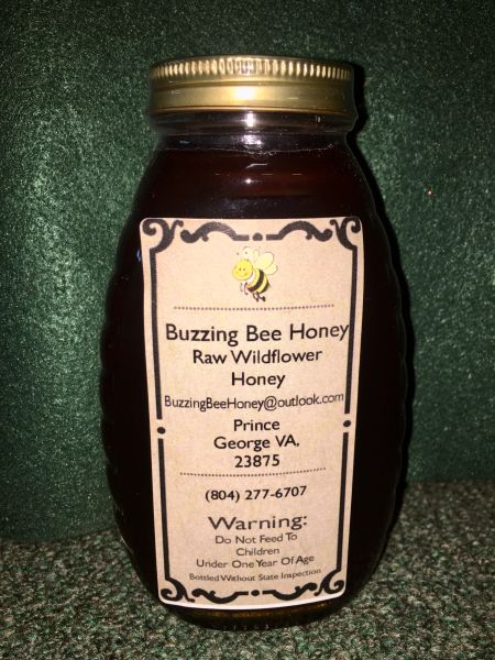 Local Virginia Honey
