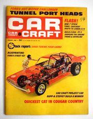 """Grant/VanTech Honda Road Test"" By Bob Braverman - Car Craft (August 1967)"