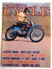 """Yamaha-VanTech Project Part I"" - Modern Cycle (January 1970)"