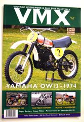 VMX - Vintage Motocross & Dirt Bike Quarterly No. 36 and No. 49