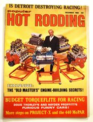"""Building A VanTech Scrambler"" by Marvin Patchen - Hot Rodding (December 1968)"