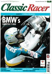 "COPY OF ""Steve Baker 100cc Yamaha Back To The Future"" by Roger Germain, Classic Racer, Nov./December 2014"