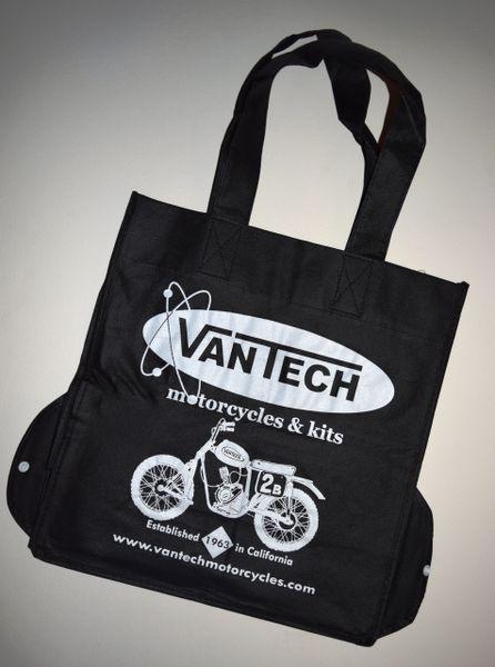 VanTech Motorcycles Reusable Folding Everything Bag