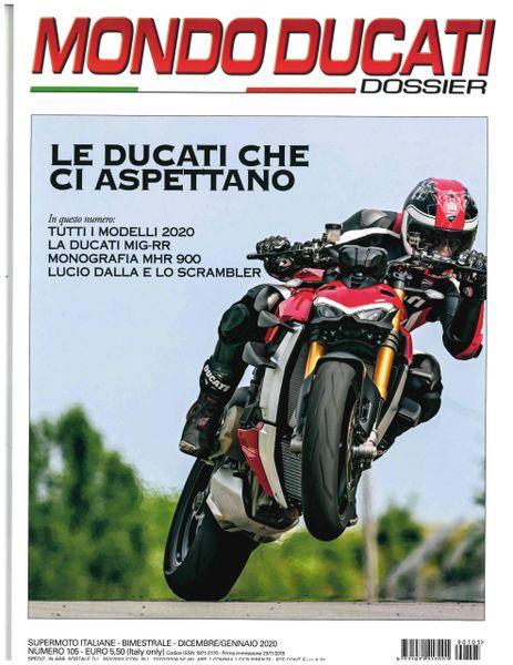 """""""American Dream"""" Mondo Ducati by Franco Bartoli, December, 2020"""