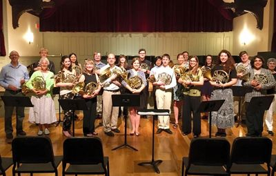 Eli Epstein Summer Horn Intensive  is specifically designed to strengthen your horn technique, music