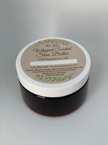 Whipped Pink Sugar Shea Butter 4oz